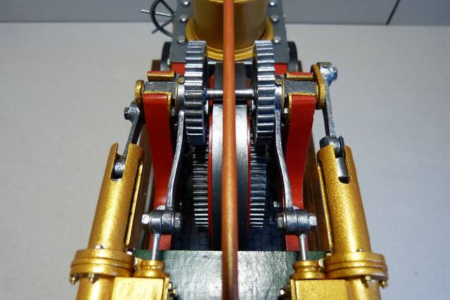 STIRLING'S TRACTION ENGINES Patent dated 12th December, 1859 - Страница 3 17393053_m