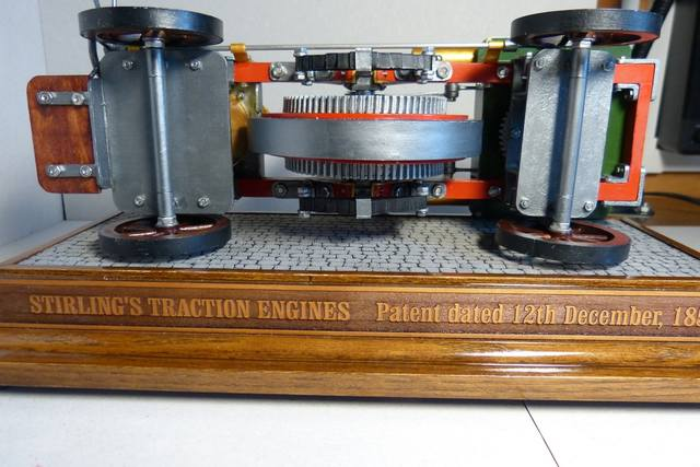 STIRLING'S TRACTION ENGINES Patent dated 12th December, 1859 - Страница 3 17393061_m