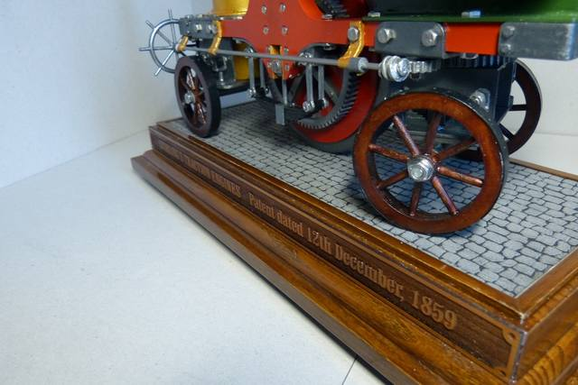 STIRLING'S TRACTION ENGINES Patent dated 12th December, 1859 - Страница 3 17393057_m