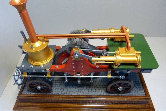 STIRLING'S TRACTION ENGINES Patent dated 12th December, 1859 - Страница 3 17393109_m
