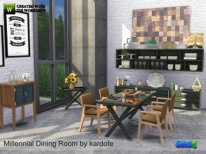 Кухни, столовые (деревенский стиль) - Страница 4 17419228