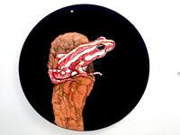 Роспись на ломаной яичной скорлупе,гуашь 17595495_s