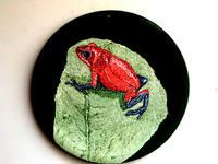 Роспись на ломаной яичной скорлупе,гуашь 17720061_s