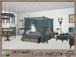 Спальни, кровати (деревенский стиль)   - Страница 4 18487801
