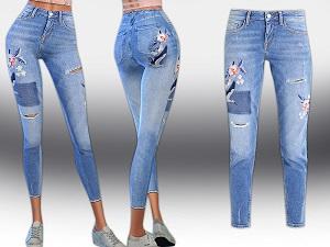 Повседневная одежда (юбки, брюки, шорты) - Страница 17 18490347