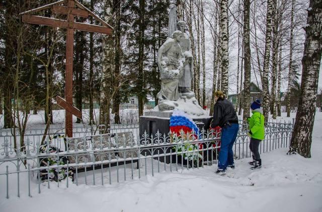 16-17  декабря, рейд памяти «Танковый прорыв», Тверская обл.  19344435_m