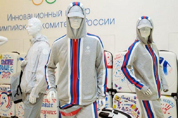 Олимпийские одежды / 올림픽 복 19453756
