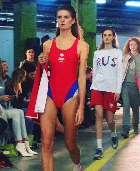 Олимпийские одежды / 올림픽 복 - Страница 5 19623467