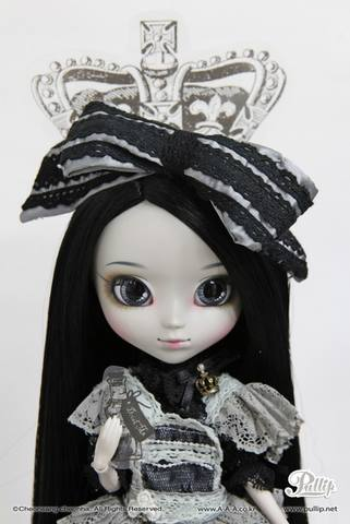 Pullip Monochrome Alice Limited Edition  19713974_m