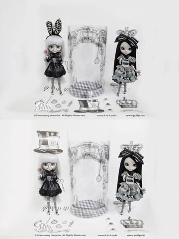 Pullip Monochrome Alice Limited Edition  19713976_m