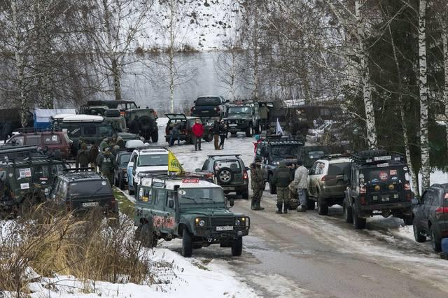16-17  декабря, рейд памяти «Танковый прорыв», Тверская обл.  19931810_m