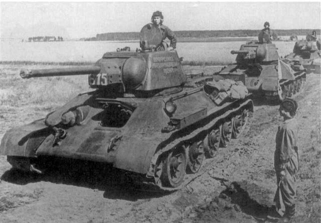 Т-34/76 образца 1943 года. 20622386_m