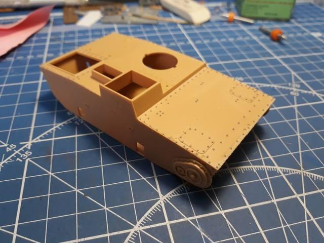 Плавающий танк Т-38 ГОТОВО 20629985_m