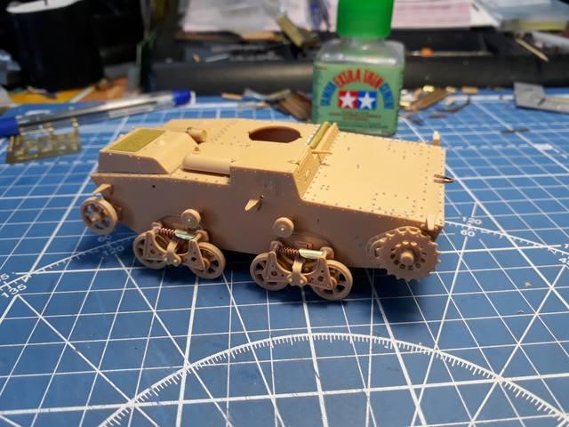 Плавающий танк Т-38 ГОТОВО - Страница 3 20846585_m