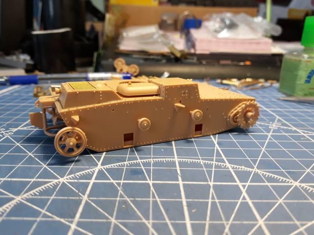 Плавающий танк Т-38 ГОТОВО - Страница 3 20846583_m