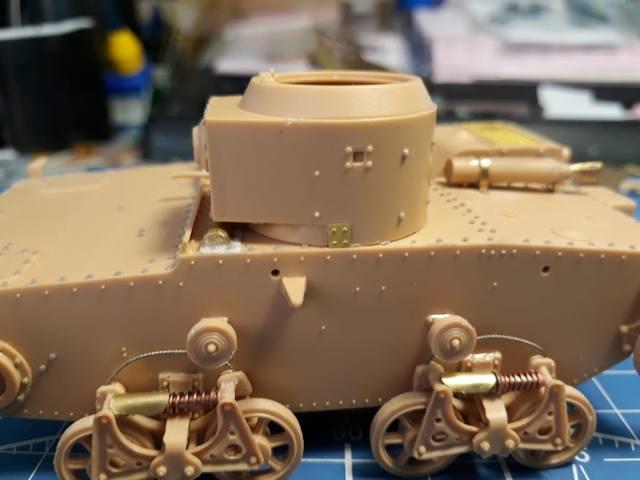Плавающий танк Т-38 ГОТОВО - Страница 3 20883919_m