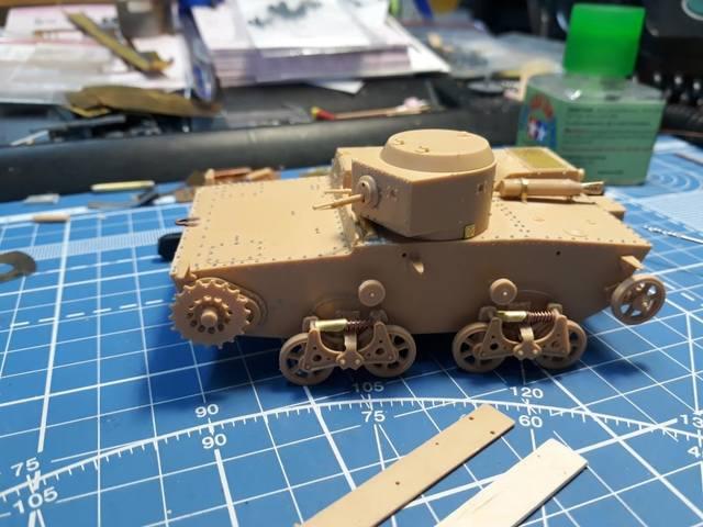 Плавающий танк Т-38 ГОТОВО - Страница 3 20925478_m