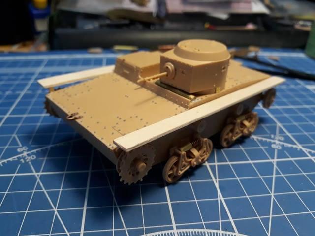 Плавающий танк Т-38 ГОТОВО - Страница 3 20925482_m
