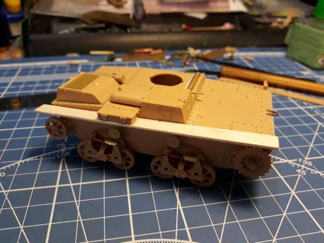 Плавающий танк Т-38 ГОТОВО - Страница 3 20925480_m