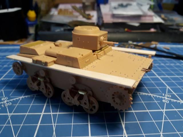 Плавающий танк Т-38 ГОТОВО - Страница 3 20925483_m