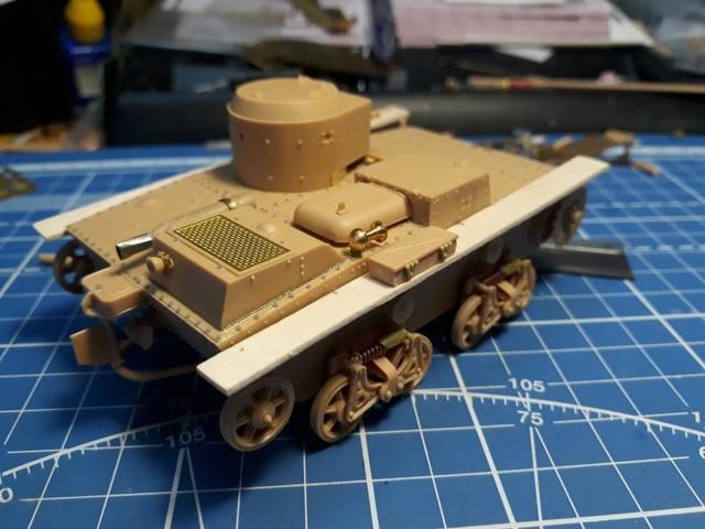 Плавающий танк Т-38 ГОТОВО - Страница 3 20925489_m