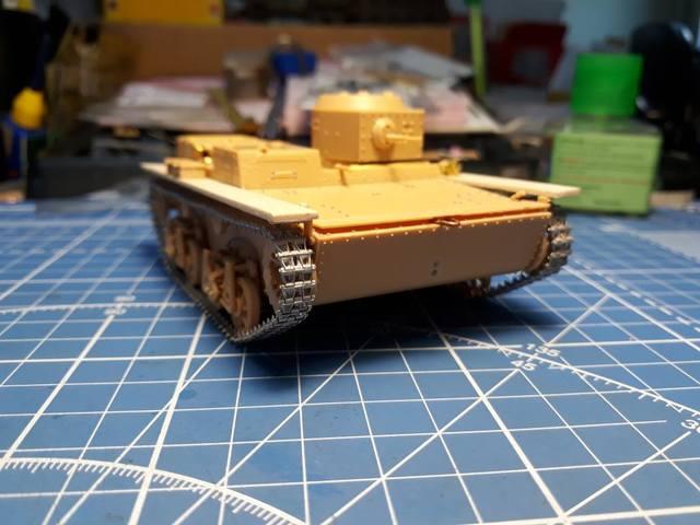 Плавающий танк Т-38 ГОТОВО - Страница 3 20940277_m