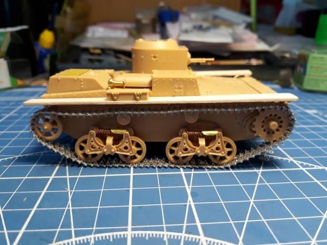 Плавающий танк Т-38 ГОТОВО - Страница 3 20940278_m