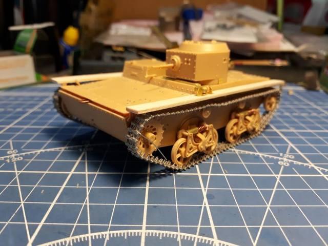 Плавающий танк Т-38 ГОТОВО - Страница 3 20940275_m