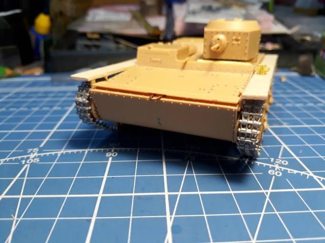 Плавающий танк Т-38 ГОТОВО - Страница 3 20940281_m