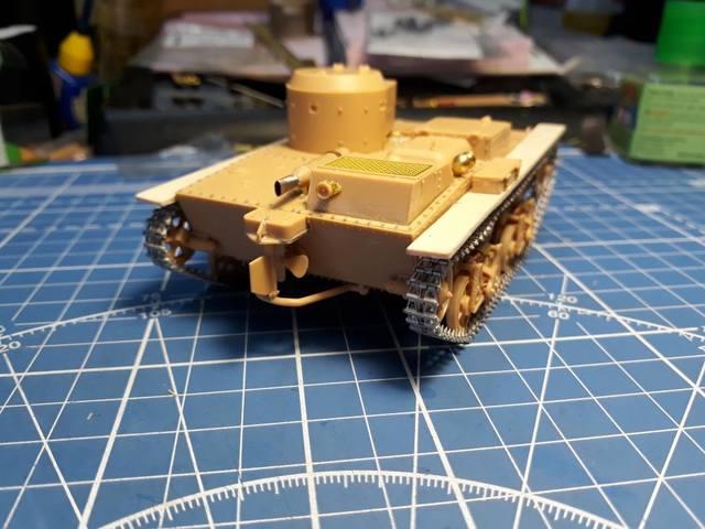 Плавающий танк Т-38 ГОТОВО - Страница 3 20940279_m