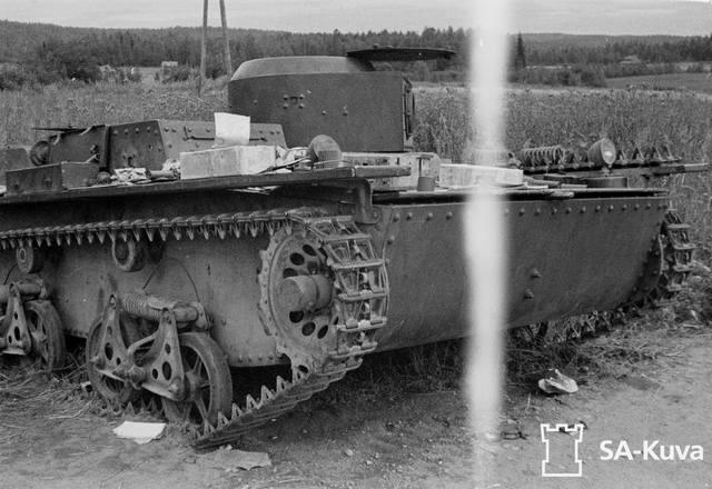 Плавающий танк Т-38 ГОТОВО - Страница 3 20960963_m