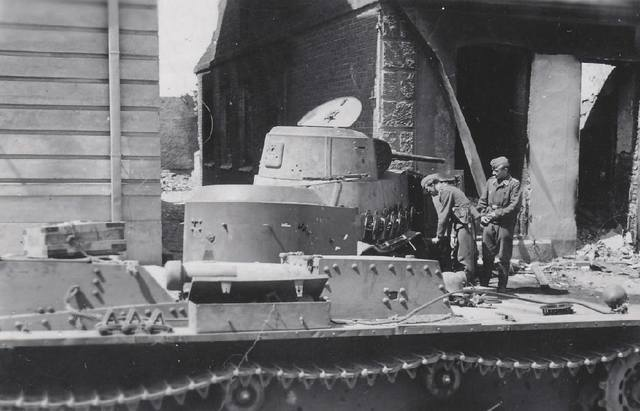 Плавающий танк Т-38 ГОТОВО - Страница 3 21026880_m