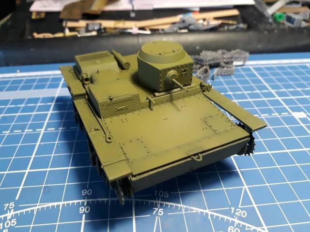 Плавающий танк Т-38 ГОТОВО - Страница 4 21278037_m