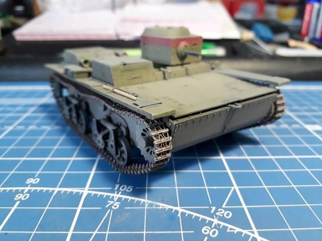 Плавающий танк Т-38 ГОТОВО - Страница 4 21356865_m