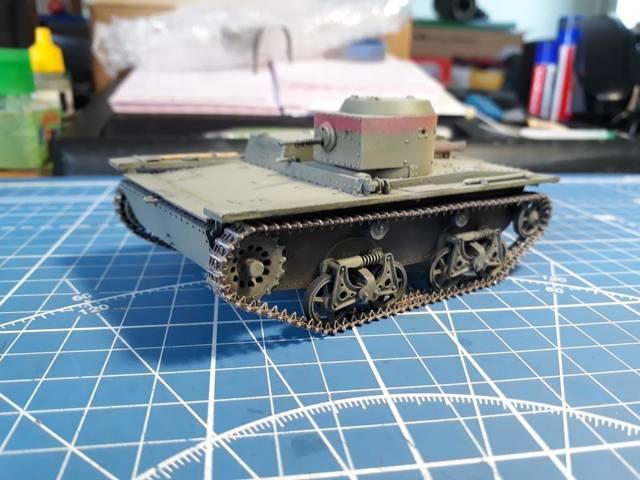 Плавающий танк Т-38 ГОТОВО - Страница 4 21356866_m