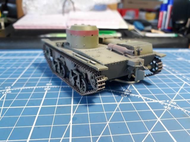Плавающий танк Т-38 ГОТОВО - Страница 4 21356864_m
