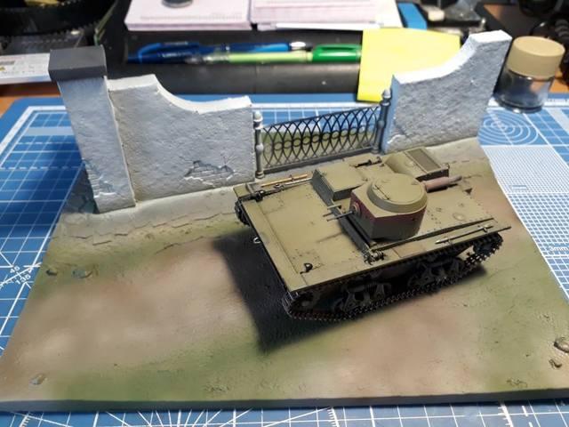 Плавающий танк Т-38 ГОТОВО - Страница 4 21419242_m
