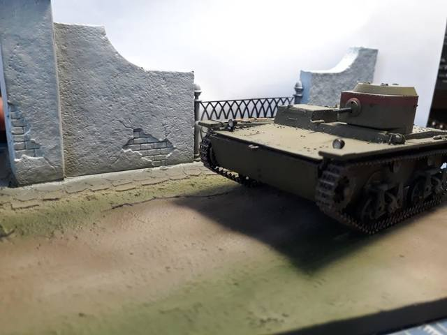 Плавающий танк Т-38 ГОТОВО - Страница 4 21419244_m