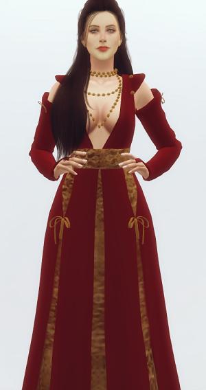 Старинные наряды, костюмы - Страница 4 21465034