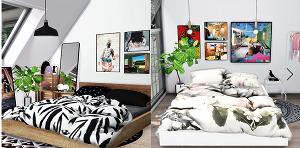 Спальни, кровати (модерн) - Страница 13 21491252