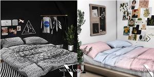Постельное белье, подушки, одеяла, ширмы и пр. - Страница 4 21491305