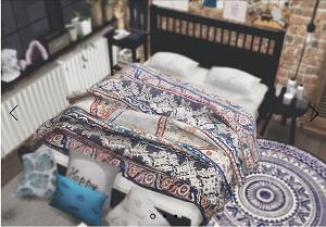 Постельное белье, подушки, одеяла, ширмы и пр. - Страница 4 21491820