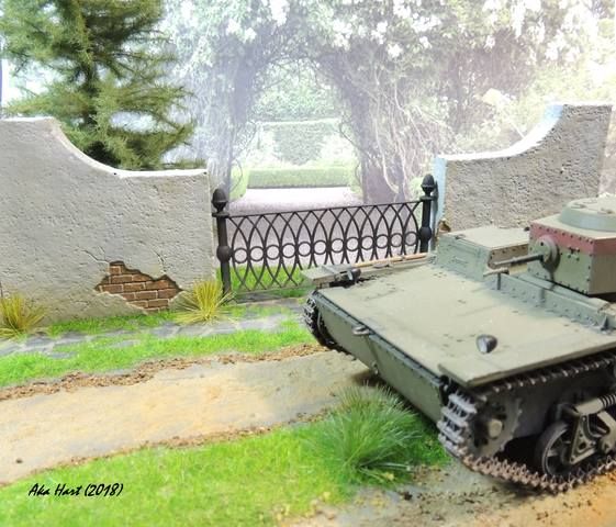 Плавающий танк Т-38 ГОТОВО - Страница 5 21582977_m