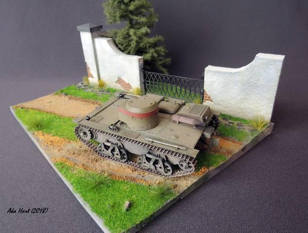 Плавающий танк Т-38 ГОТОВО - Страница 5 21582980_m