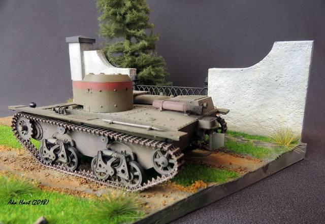 Плавающий танк Т-38 ГОТОВО - Страница 5 21582981_m