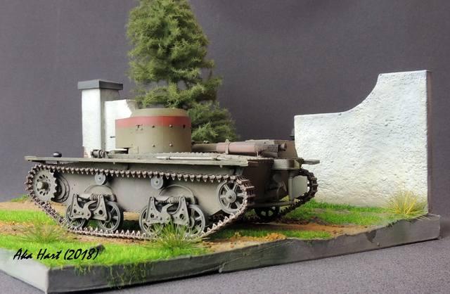 Плавающий танк Т-38 ГОТОВО - Страница 5 21582982_m
