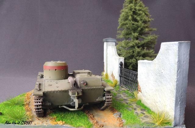 Плавающий танк Т-38 ГОТОВО - Страница 5 21582983_m