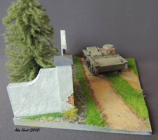 Плавающий танк Т-38 ГОТОВО - Страница 5 21582985_m