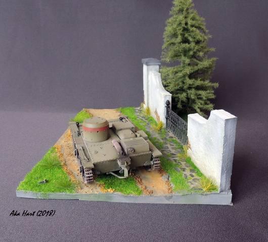 Плавающий танк Т-38 ГОТОВО - Страница 5 21582984_m
