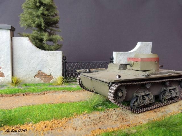 Плавающий танк Т-38 ГОТОВО - Страница 5 21583076_m